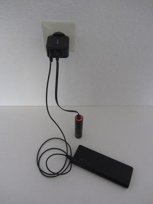 EasyAcc 2-Port USB Ladegerät Test