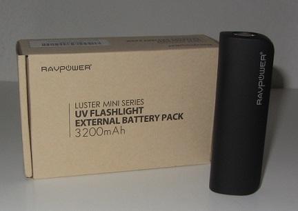 RavPower Luster Mini Series 3.200 mAh (RP-PB28)