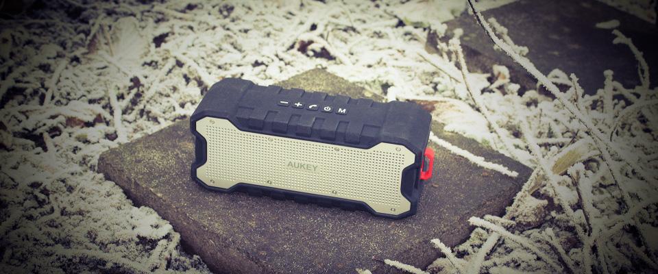 Aukey Bluetooth Lautsprecher (SK-M12) Test