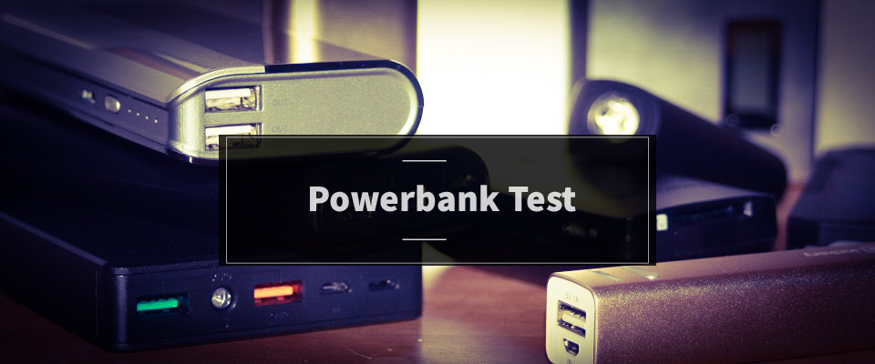 Powerbank Test