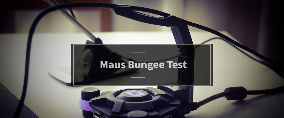 Maus Bungee Test
