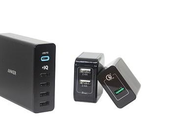 USB-Ladegeräte Test