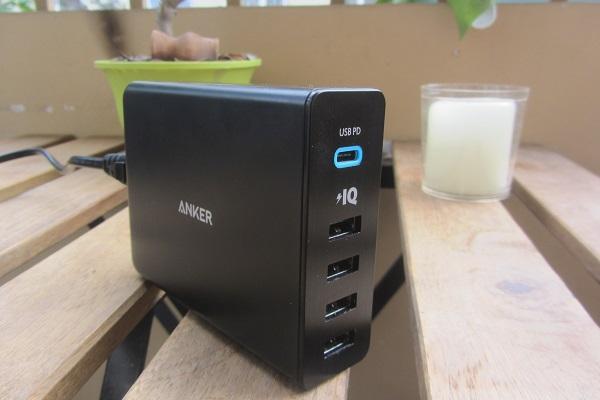 Anker PowerPort+ 5 Premium 5-Port 60W